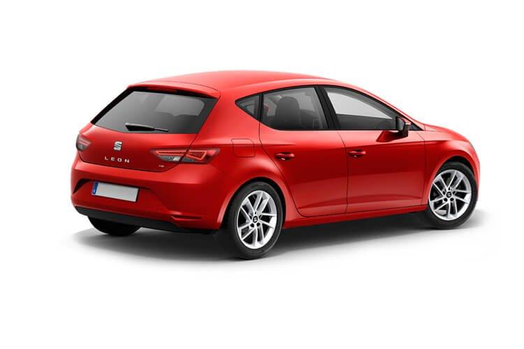 Seat Leon Hatchback 1.5 tsi evo fr Black Edition [ez] 5dr - 3