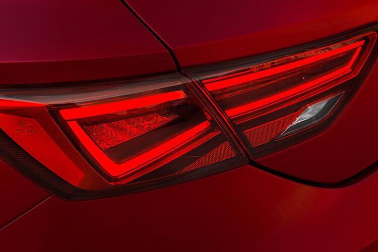 Seat Leon Hatchback 1.5 tsi evo fr Black Edition [ez] 5dr - 2