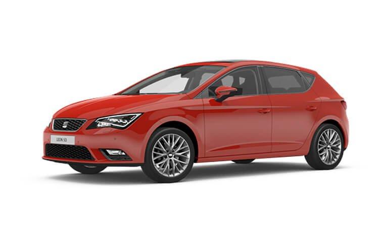 Seat Leon Hatchback 1.5 tsi evo fr Black Edition [ez] 5dr - 1