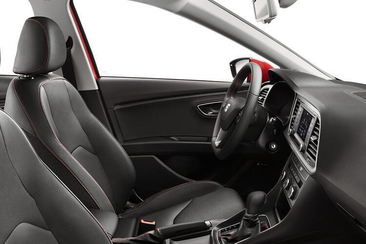 Seat Leon Hatchback 1.5 tsi evo fr Black Edition [ez] 5dr - 4