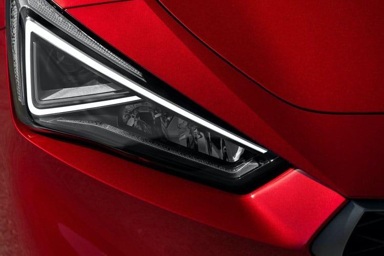 Seat Leon Hatchback 1.5 tsi evo se Dynamic 5dr - 3