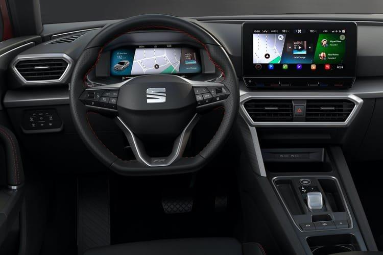 Seat Leon Hatchback 1.5 tsi evo se Dynamic 5dr - 4