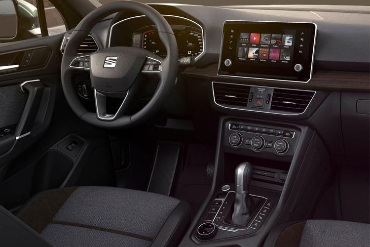 Seat Tarraco Diesel Estate 2.0 tdi Xcellence lux 5dr dsg - 4