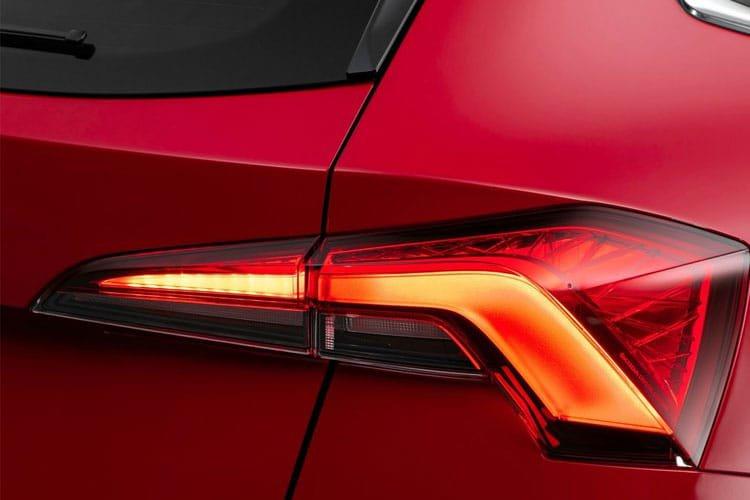 Skoda Kamiq Hatchback 1.0 tsi 110 se 5dr - 3