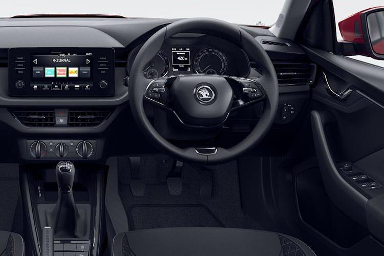 Skoda Kamiq Hatchback 1.0 tsi 110 se 5dr - 7