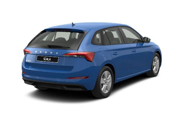 Skoda Scala Hatchback 1.5 tsi Monte Carlo 5dr - 28