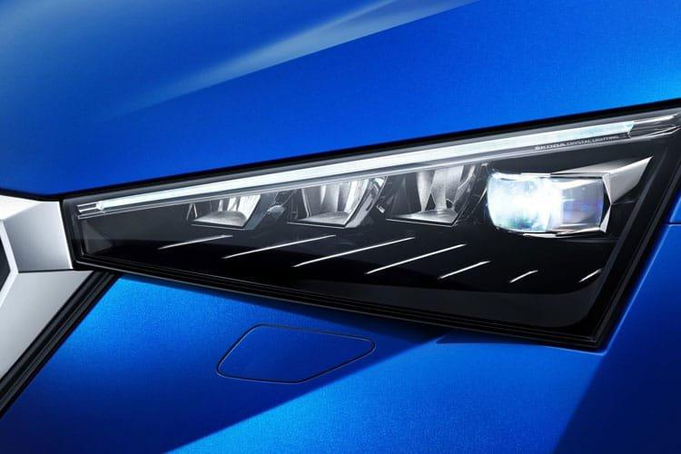 Skoda Scala Hatchback 1.5 tsi Monte Carlo 5dr - 27