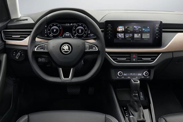 Skoda Scala Hatchback 1.5 tsi Monte Carlo 5dr - 31