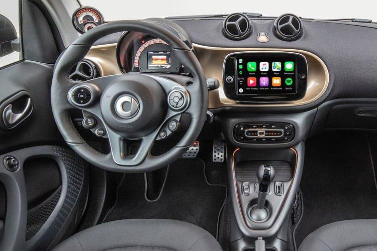 Smart Fortwo Electric Cabrio 60kw eq Prime Exclusive 17kwh 2dr Auto [22kwch] - 32