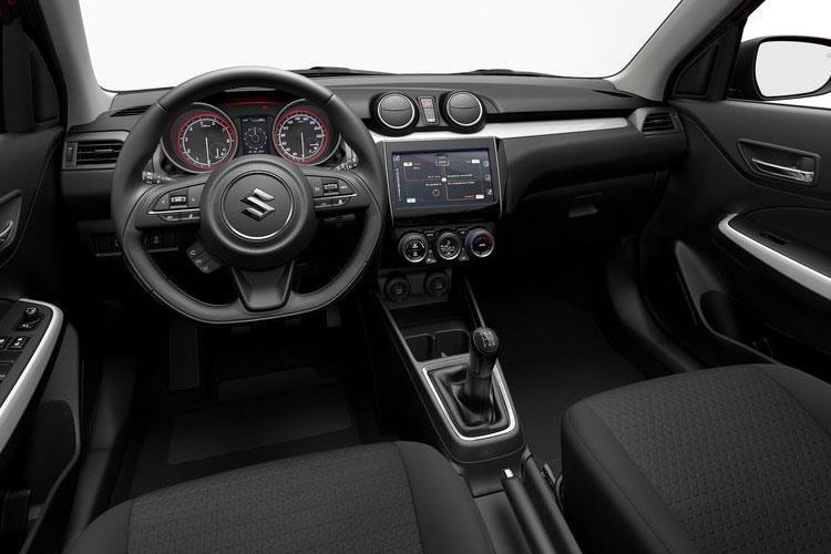 Suzuki Swift Hatchback 1.2 Dualjet 83 12v Hybrid sz t 5dr Auto - 4