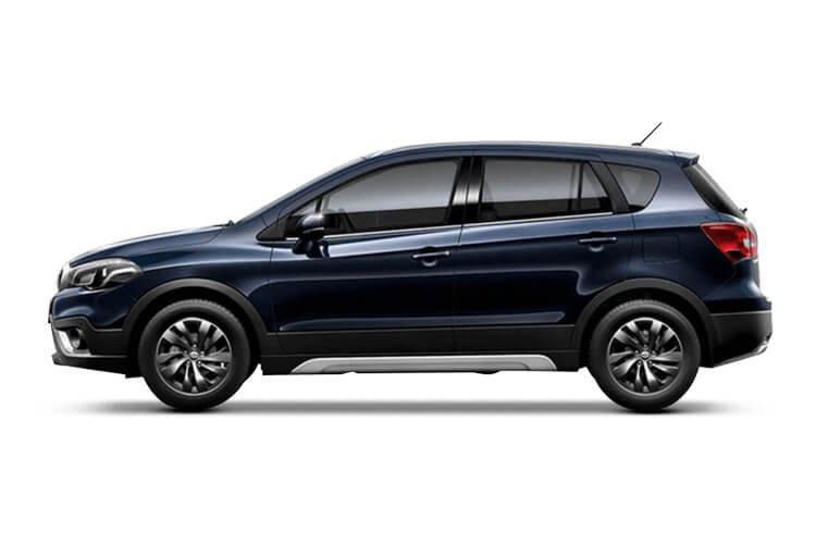 Suzuki sx4 s Cross Hatchback 1.4 Boosterjet 48v Hybrid sz4 5dr - 26
