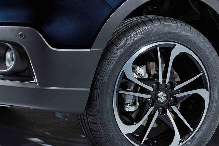 Suzuki sx4 s Cross Hatchback 1.4 Boosterjet 48v Hybrid sz4 5dr - 27