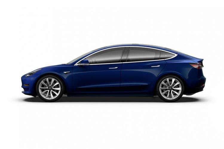 Tesla Model 3 Saloon Performance awd 4dr [performance Upgrade] Auto - 28