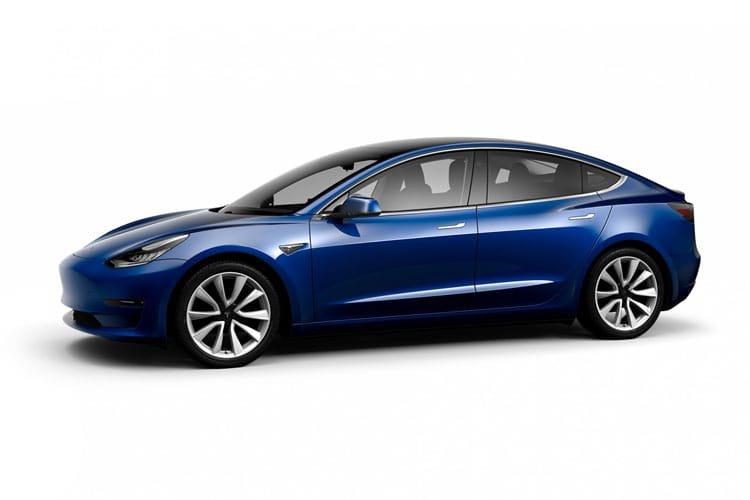 Tesla Model 3 Saloon Performance awd 4dr [performance Upgrade] Auto - 25