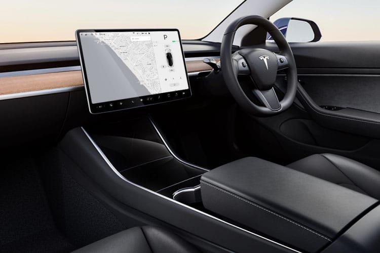 Tesla Model 3 Saloon Performance awd 4dr [performance Upgrade] Auto - 31
