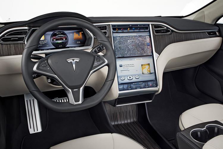 Tesla Model s Hatchback Performance Ludicrous awd 5dr Auto - 32