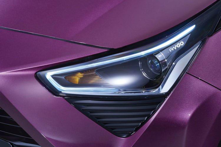 Toyota Aygo Hatchback 1.0 vvt i x Play tss 5dr - 29