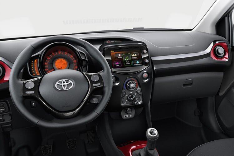 Toyota Aygo Hatchback 1.0 vvt i x Play tss 5dr - 32