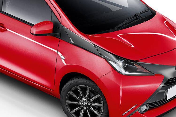 Toyota Aygo Hatchback 1.0 vvt i x Trend tss 5dr - 27