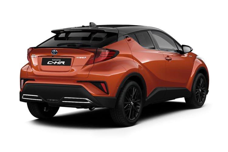 Toyota c hr Hatchback 1.8 Hybrid Design 5dr cvt [leather] - 28