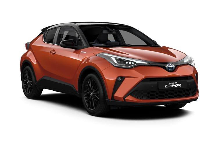 Toyota c hr Hatchback 1.8 Hybrid Design 5dr cvt [leather] - 25