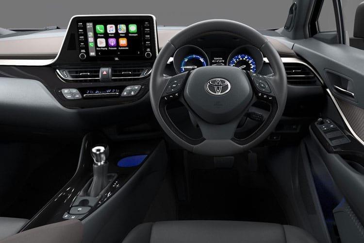 Toyota c hr Hatchback 1.8 Hybrid Icon 5dr cvt [tech] - 31
