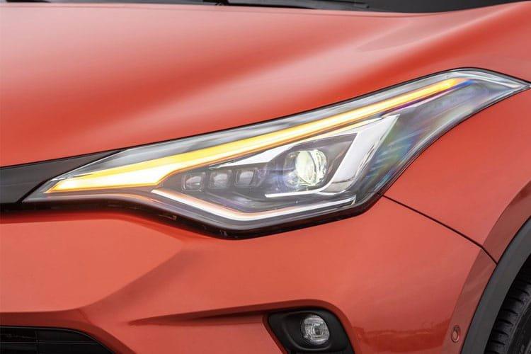 Toyota c hr Hatchback 2.0 Hybrid Design 5dr cvt [leather] - 28