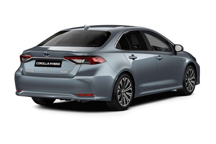 Toyota Corolla Saloon 1.8 vvt i Hybrid Icon 4dr cvt - 26