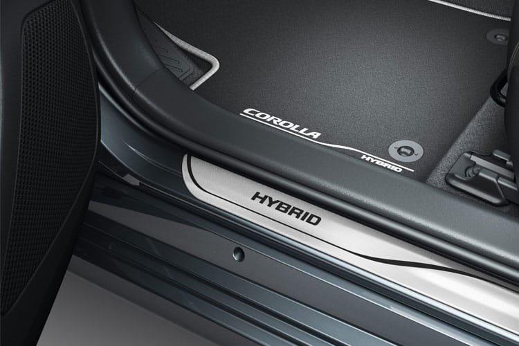 Toyota Corolla Saloon 1.8 vvt i Hybrid Icon 4dr cvt - 27
