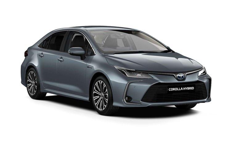 Toyota Corolla Saloon 1.8 vvt i Hybrid Icon 4dr cvt - 25