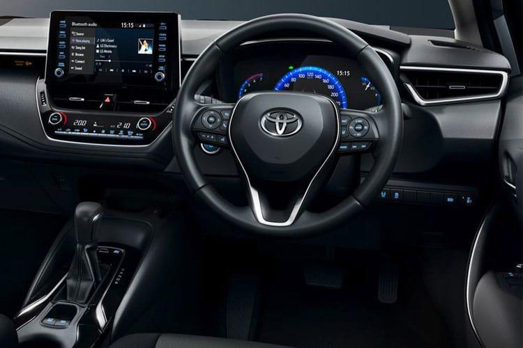 Toyota Corolla Saloon 1.8 vvt i Hybrid Icon 4dr cvt - 28