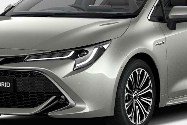 Toyota Corolla Touring Sport 2.0 vvt i Hybrid Design 5dr cvt [panoramic Roof] - 33