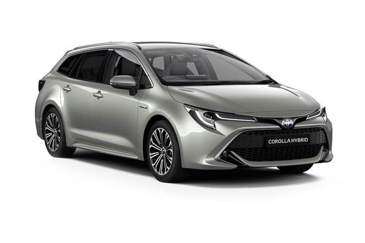 Toyota Corolla Touring Sport 2.0 vvt i Hybrid Design 5dr cvt [panoramic Roof] - 25