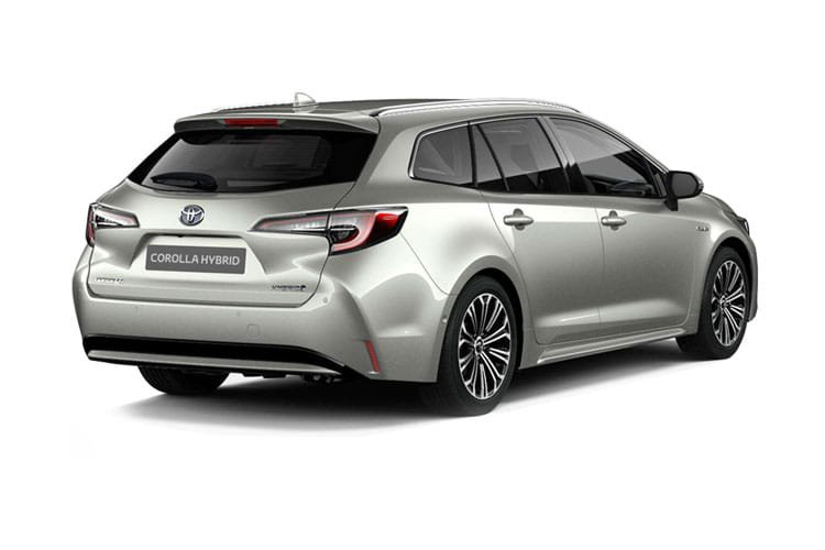 Toyota Corolla Touring Sport 2.0 vvt i Hybrid Design 5dr cvt - 27