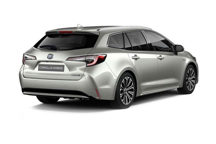 Toyota Corolla Touring Sport 2.0 vvt i Hybrid Icon Tech 5dr cvt - 29