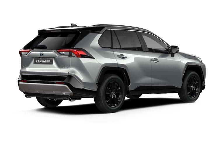 Toyota rav4 Estate Special Editions 2.5 vvt i Hybrid Black Edition 5dr cvt 2wd - 27