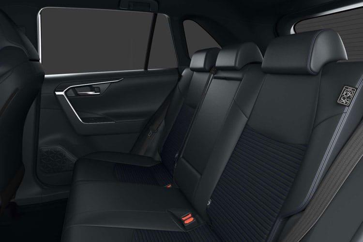 Toyota rav4 Estate Special Editions 2.5 vvt i Hybrid Black Edition 5dr cvt 2wd - 26