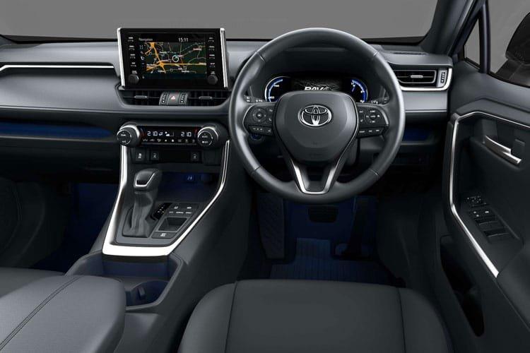 Toyota rav4 Estate Special Editions 2.5 vvt i Hybrid Black Edition 5dr cvt 2wd - 28