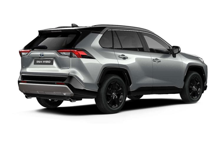 Toyota rav4 Estate 2.5 vvt i Hybrid Design 5dr cvt 2wd - 29