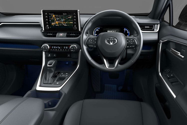Toyota rav4 Estate 2.5 vvt i Hybrid Design 5dr cvt 2wd - 31