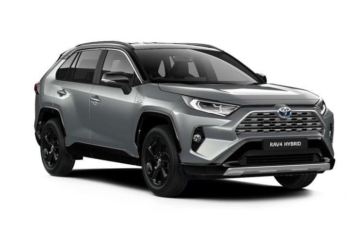 Toyota rav4 Estate 2.5 vvt i Hybrid Excel 5dr cvt 2wd - 25
