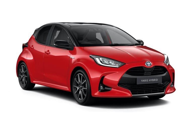 Toyota Yaris Hatchback 1.5 Hybrid Icon 5dr cvt - 25