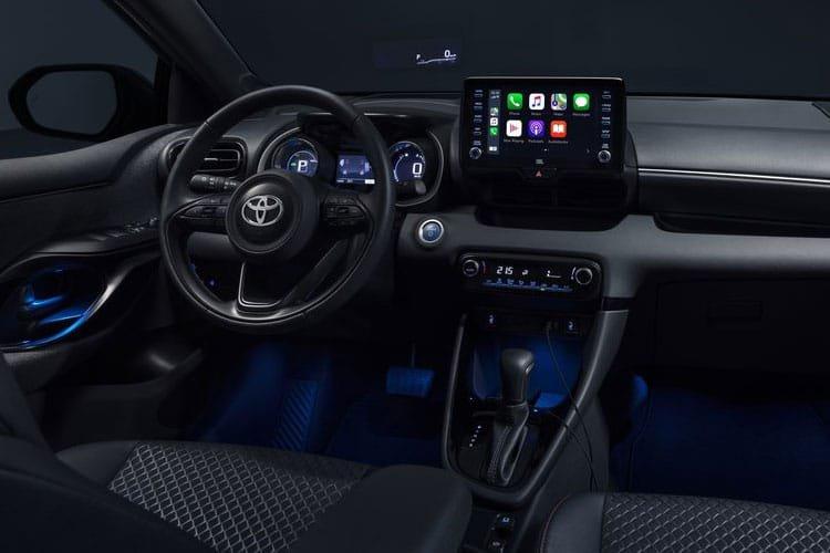 Toyota Yaris Hatchback 1.5 Hybrid Icon 5dr cvt - 28
