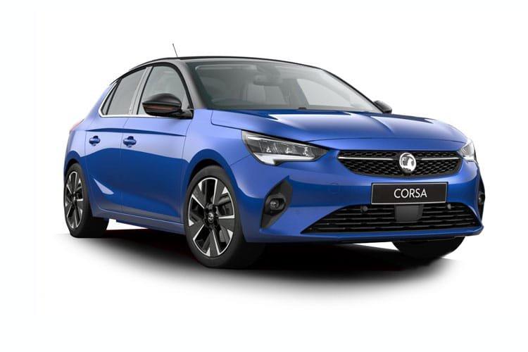 Vauxhall Corsa e Electric Hatchback 100kw Elite nav Premium 50kwh 5dr Auto [7.4kwch] - 1