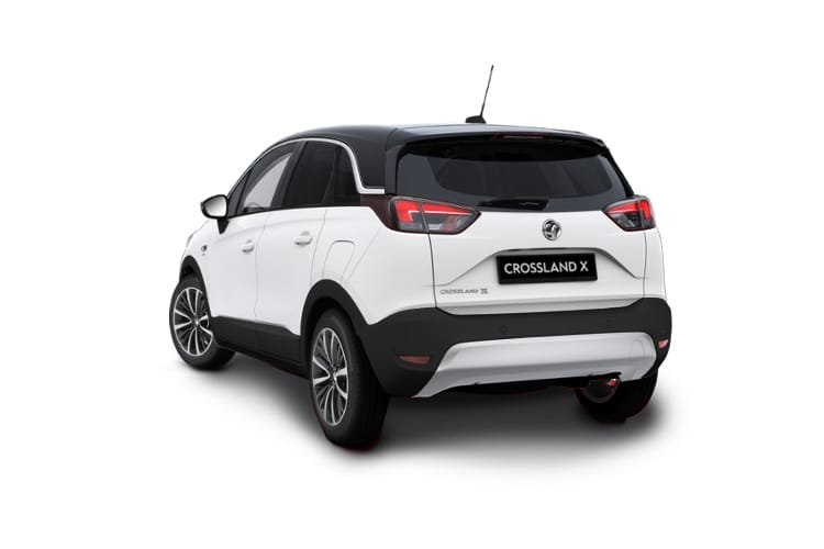 Vauxhall Crossland x Hatchback 1.2t [110] Griffin 5dr [6 Spd] [start Stop] - 27