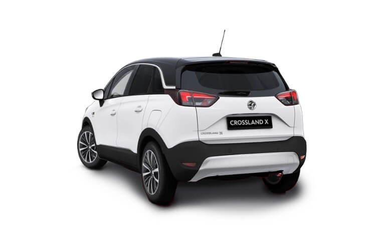 Vauxhall Crossland x Hatchback 1.2t [110] Griffin 5dr [6 Spd] [start Stop] - 29