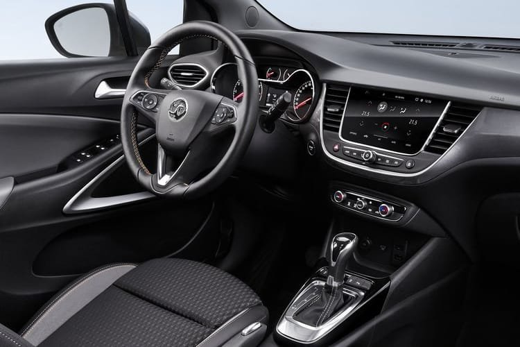 Vauxhall Crossland x Hatchback 1.2t [110] Griffin 5dr [6 Spd] [start Stop] - 32