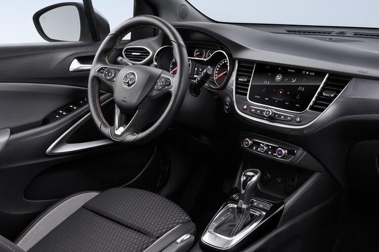 Vauxhall Crossland x Hatchback 1.2t [110] Griffin 5dr [6 Spd] [start Stop] - 31