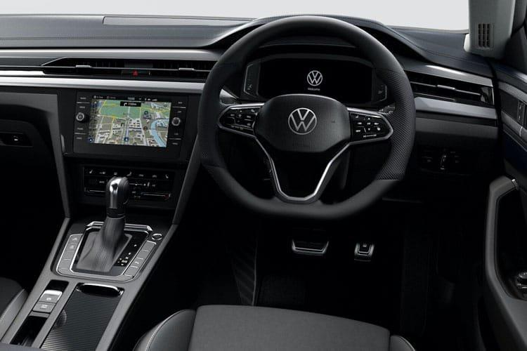 VW Arteon Shooting Brake 1.5 tsi r Line 5dr - 4