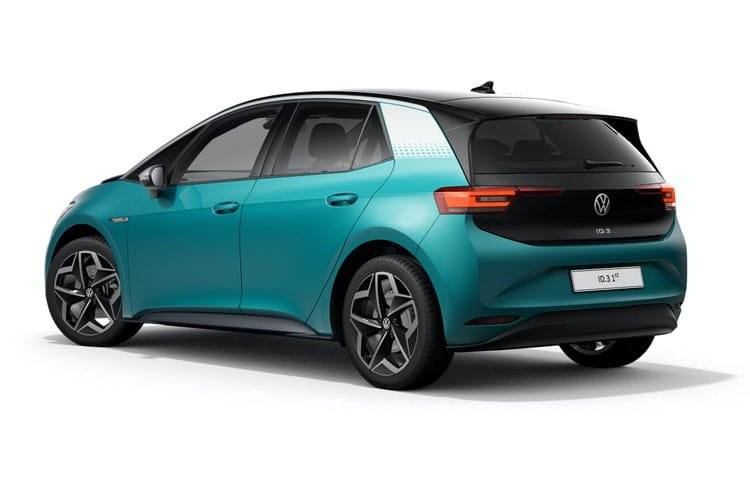 VW id.3 Electric Hatchback 107kw Life pro 62kwh 5dr Auto - 2